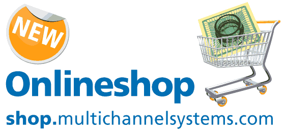 Visit the MCS Online Shop at shop.multichannelsystems.com