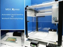 MEA Xpress - Automated Liquid Handling for Multiwell Electrophysiology - Teaser 2020