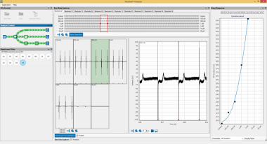 Multiwell-Analyzer screenshot