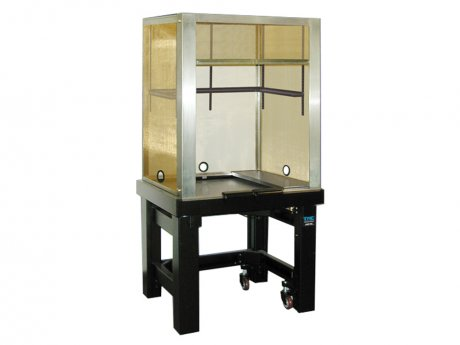 TCM-table-and-faraday-cage